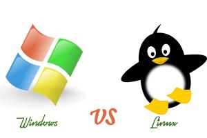 so sanh windows voi linux