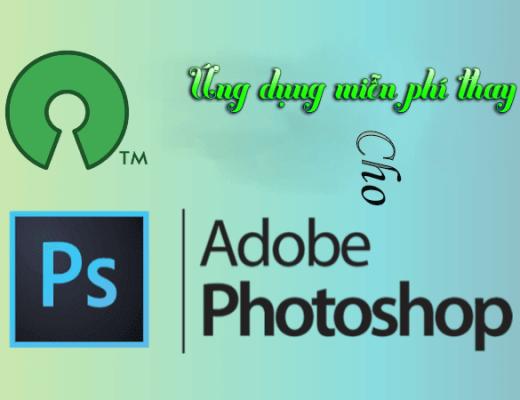 4 Ứng dụng miễn phí để thay thế Adobe Photoshop cho Linux