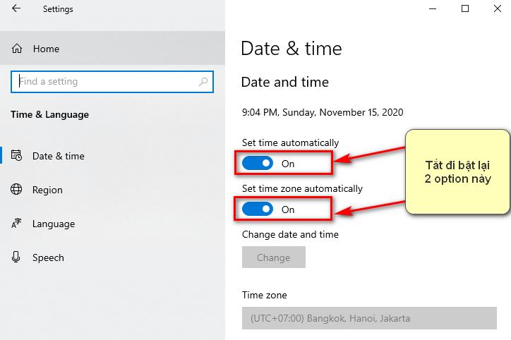 Cách fix lỗi giờ trên Windows khi cài đặt song song Windows và Ubuntu